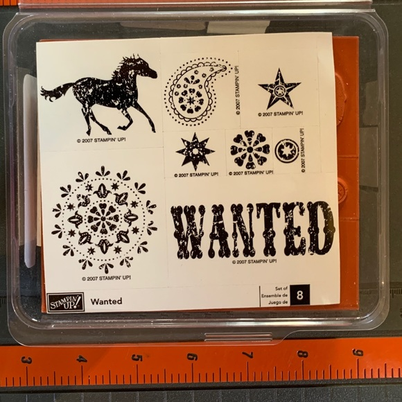 Stampin Up WANTED